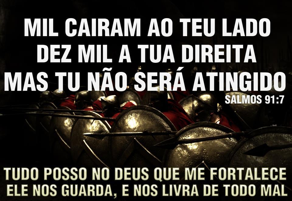 Salmo 91 Versiculo 7 917 Mil Cairão Ao Teu Lado Biblia Legal