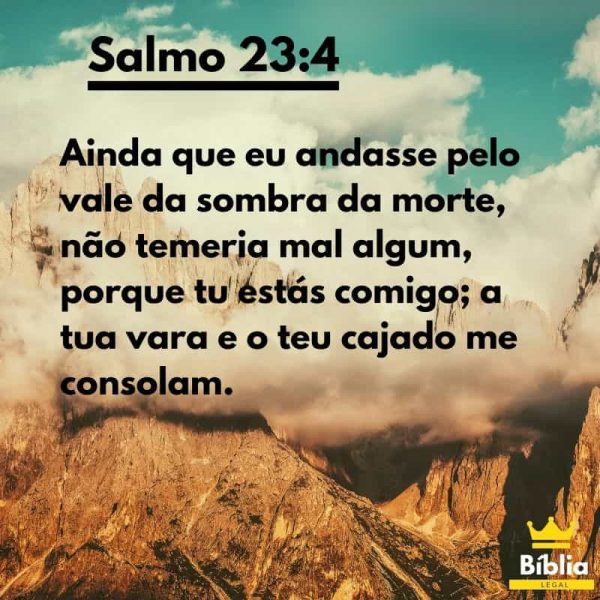 Salmo 23 4