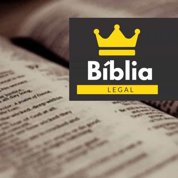 bíblia-legal
