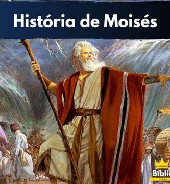 História de Moises