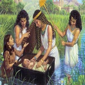 Nascimento de Moises