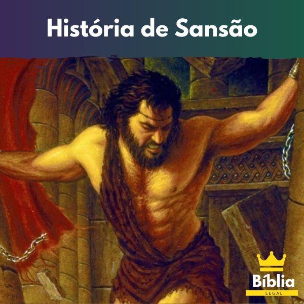história-de-sansão-quem-foi
